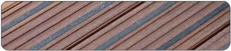 Decking materials simplifydiy diy and home improvement for Non wood decking material