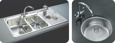 Fitting A New Kitchen Sink - SimplifyDIY - DIY and Home ...
